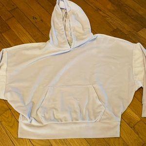 AEO super soft cropped hoodie